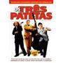 Dvd Os Três Patetas - Original E Masterizado