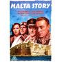 Dvd - Os Heróis De Malta - ( Malta Story ) Alec Guinness