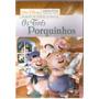 Dvd Os Três Porquinhos - Seleção De Curtas Clássicas - Novo