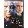 Dvd Um Crime De Mestre - Anthony Hopkins - Lacrado - Novo