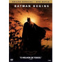 Dvd Batman Begins Edição Especial Duplo * Frete Grátis *