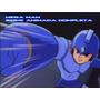Dvd Mega Man+street Fighter 2+pole Position(completos)