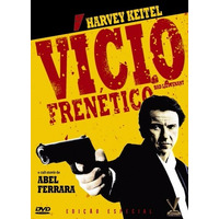 Vicio Frenetico Ed Especial Dvd Harvey Keitel Abel Ferrara