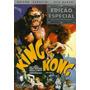 Dvd King Kong 1933 - Edição Especial - Original Novo Lacrado