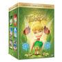 Box Dvd Coleção Tinker Bell 6 Filmes Disney Original
