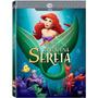 A Pequena Sereia Dvd Ed Diamante Disney Original Nota Fiscal