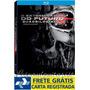 Blu-ray O Exterminador Do Futuro Box Quadrilogia Completa