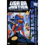 Dvd Liga Da Justiça Sem Limites Vol 2 -original Novo Lacrado