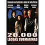 Dvd - 20.000 Léguas Submarinas - ( 20,000 Leagues Under The