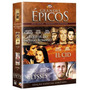 Box 3 Dvds Grandes Épicos Vol. 1 - Novo Lacrado Original