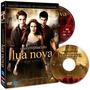 Dvd A Saga Crepúsculo: Lua Nova - Edição Especial C/ 02 Dvds