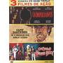 Dvd Lacrado Triplo Clint Eastwood Os Imperdoaveis + Bronco B