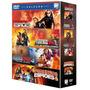 Box Coleção Dvd Pequenos Espiões 1,2,3 E 4 Novo!