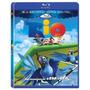Rio Bluray + Dvd Lacrado De Fabrica Original