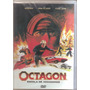 Octagon Escola De Assassinos Dvd Lacrado Chuck Norris