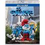 Os Smurfs Bluray 3d Novo Lacrado Original