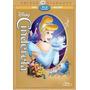 Cinderela: Edição Diamante Disney (blu-ray Lacrado Com Luva)