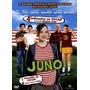 Juno - C/ Ellen Page - Dvd Original, Novo, Lacrado, Dublado