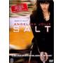 Salt Dvd Lacrado Original Angelina Jolie