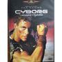 Cyborg O Dragão Do Futuro Dvd Lacrado Van Damme Original