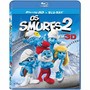 Os Smurfs 2 3d Blu-ray Seminovo