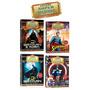 Coleção Super Heróis Do Cinema Superman Batman Avulso!
