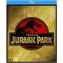Blu-ray Jurassic Park - Trilogia - Lacrado - Original