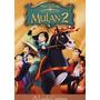 Dvd Mulan 2 - Original - Novo - Lacrado