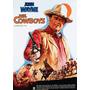 Dvd Os Cowboys (1972) Dublado Com John Wayne