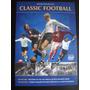 Box Dvd Coleção 2 Discos Classic Football Raro Inglaterra