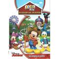 Dvd Diversão Na Fazenda A Casa Do Mickey Mouse Disney Júnior