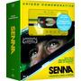 Blu-ray - Ayrton Senna - Gift Set (lacrado)
