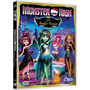 Dvd Monster High - 13 Monster Desejos