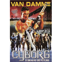 Cyborg, O Dragão Do Futuro (1990) Jean-claude Van Damme