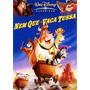 Dvd Nem Que A Vaca Tussa- Walt Disney - Original Lacrado