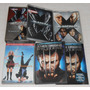 Dvd Lote 4 Filmes Super-heróis X-men Wolverine Ex-namorada
