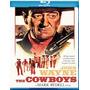 Blu-ray Os Cowboys - John Wayne - Legendas Em Português
