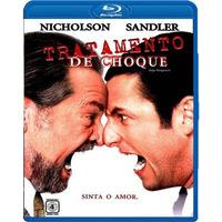 Blu-ray - Tratamento De Choque (lacrado) - Com Adam Sandler