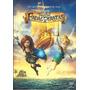 Dvd Tinker Bell Fadas E Piratas Disney Original