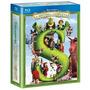 Blu-ray Shrek - A História Completa - Dublado - 4 Filmes