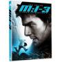 Dvd Missão Impossível 3 - Tom Cruise - Original E Lacrado