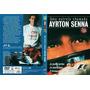 Dvd Uma Estrela Chamada Ayrton Senna - Novo Lacrado Raro