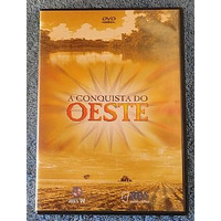 Dvd Original A Conquista Do Oeste *raro*