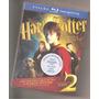 Blu-ray Harry Potter E A Câmara Secreta Ed. Definitiva 3 Bds
