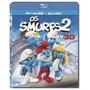 Os Smurfs 2 - Blu-ray 3d + Blu-ray Lacrado Frete Gratis
