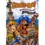 Dvd Scooby-doo E Os Piratas À Bordo! Semi Novo Original