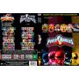 Coleção Power Rangers Volume 1 + Volume 2 Com 12dvds