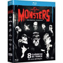 Blu-ray - Monsters - The Essential Collection (lacrado)