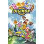 Digimon 1ª A 6ª Temporada Dublado Dvd Completo
