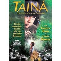 Dvd Tainá Uma Aventura Na Amazonia - Raro